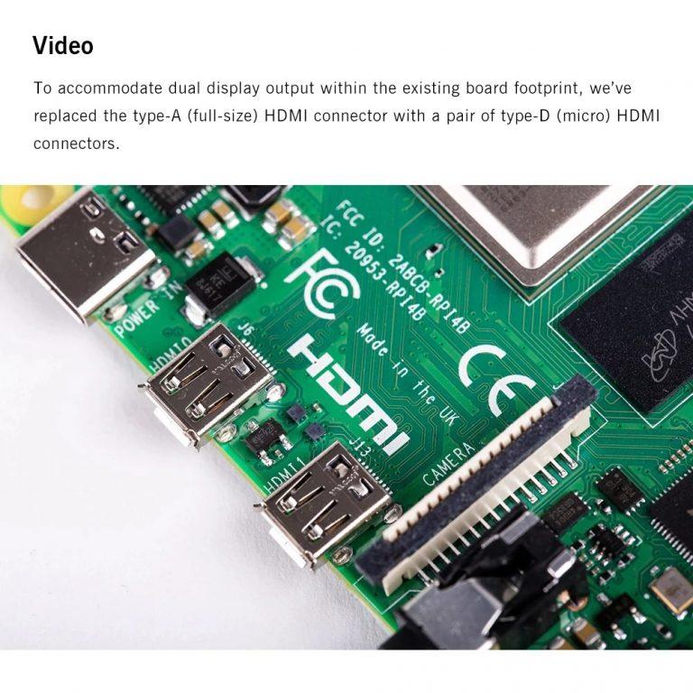 Még olcsóbb a bankkártya méretű számítógép – Raspberry Pi 4B 3