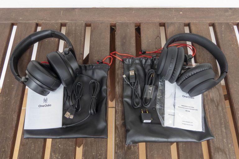 Oneodio A30 és A40 zajszűrős fejhallgatók tesztje 4