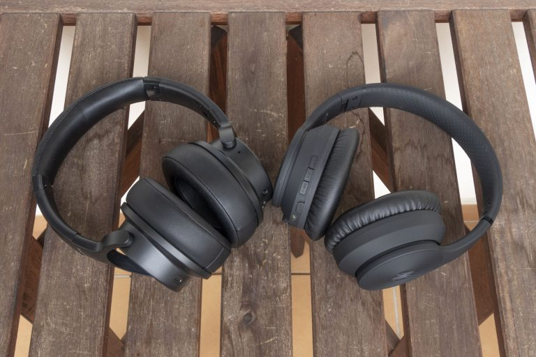 Oneodio A30 és A40 zajszűrős fejhallgatók tesztje 5