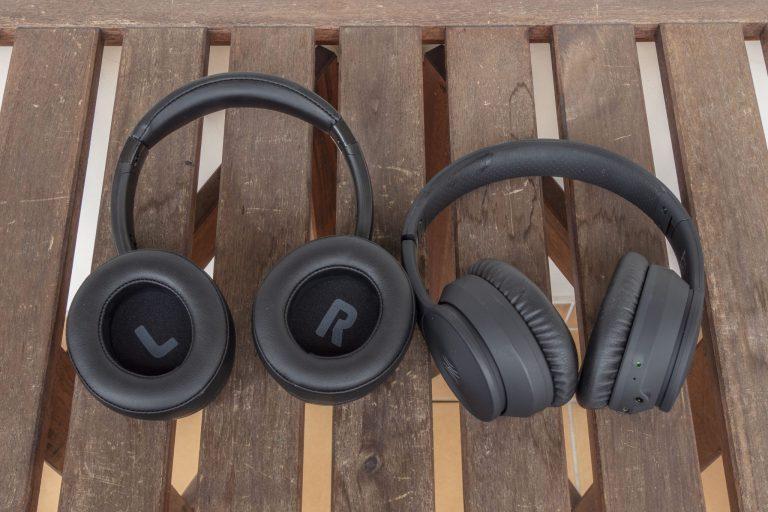 Oneodio A30 és A40 zajszűrős fejhallgatók tesztje 7