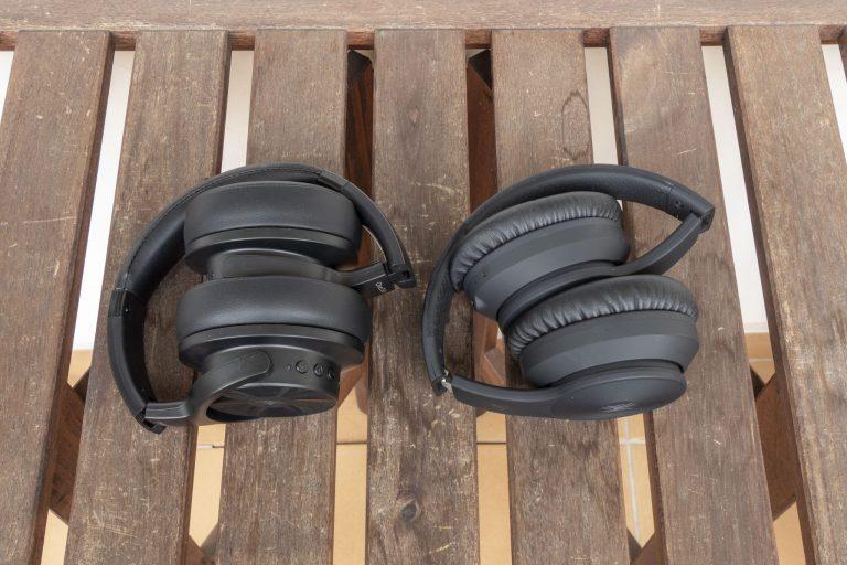 Oneodio A30 és A40 zajszűrős fejhallgatók tesztje 8
