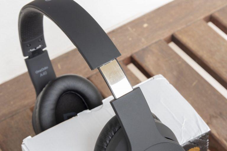 Oneodio A30 és A40 zajszűrős fejhallgatók tesztje 13