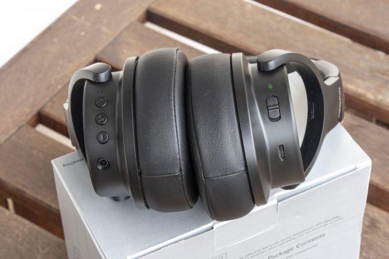 Oneodio A30 és A40 zajszűrős fejhallgatók tesztje 17