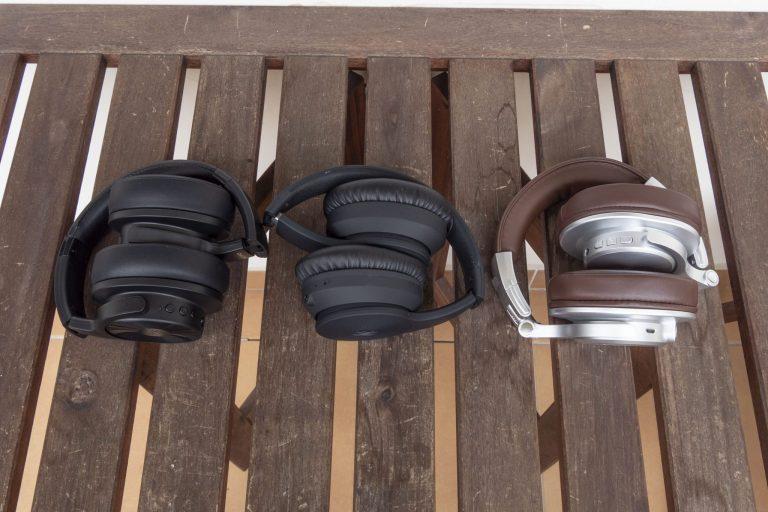 Oneodio A30 és A40 zajszűrős fejhallgatók tesztje 21