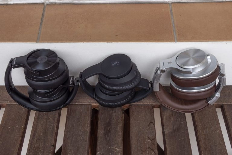 Oneodio A30 és A40 zajszűrős fejhallgatók tesztje 22