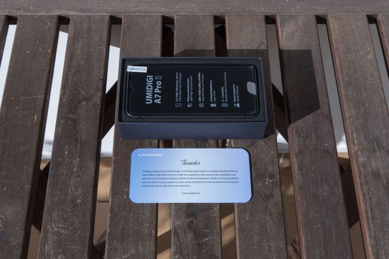 Umidigi A7 Pro okostelefon teszt 4