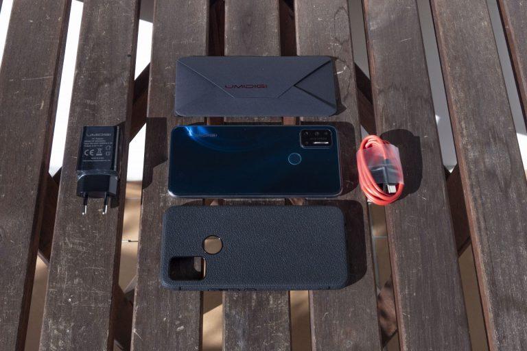 Umidigi A7 Pro okostelefon teszt 5