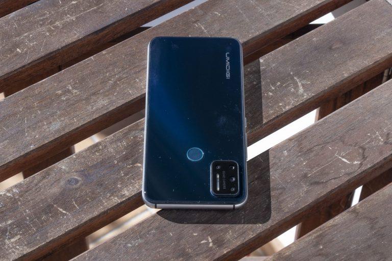 Umidigi A7 Pro okostelefon teszt 9