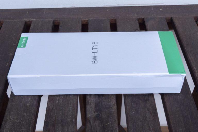 BlitzWolf BW-LT16 asztali lámpa teszt 2