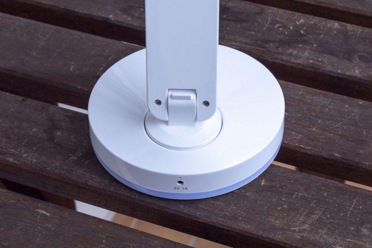 BlitzWolf BW-LT16 asztali lámpa teszt 5