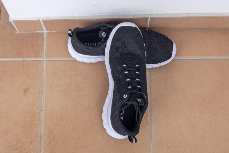 Xiaomi Freetie cipő teszt 10