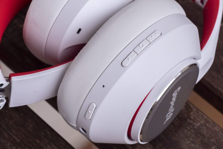 SuperEQ S1 fejhallgató teszt 7