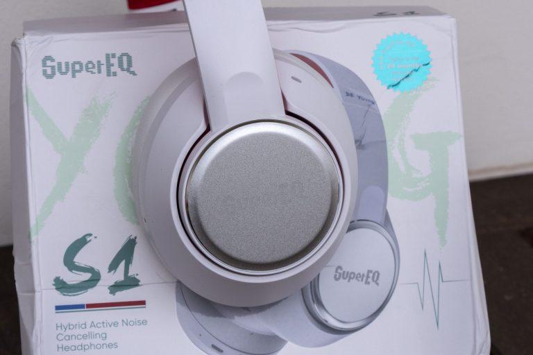 SuperEQ S1 fejhallgató teszt 11