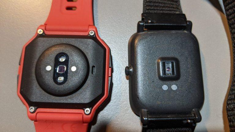 Xiaomi Amazfit Neo retró óra teszt 12