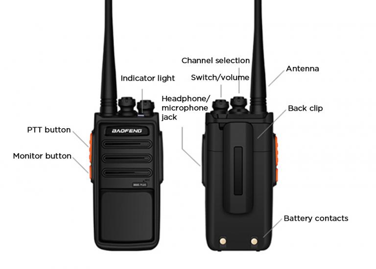 További akciós walkie-talkie-k Banggoodról 10