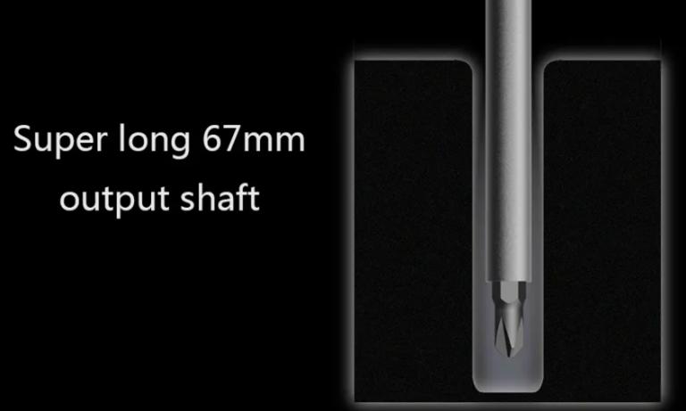 Újabb elektromos csavarozóval hódítja a szívünket a Xiaomi 6