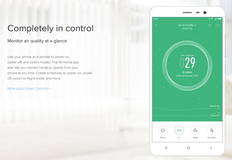 Hatalmas Xiaomi légtisztító vásár csehországi raktárból 7