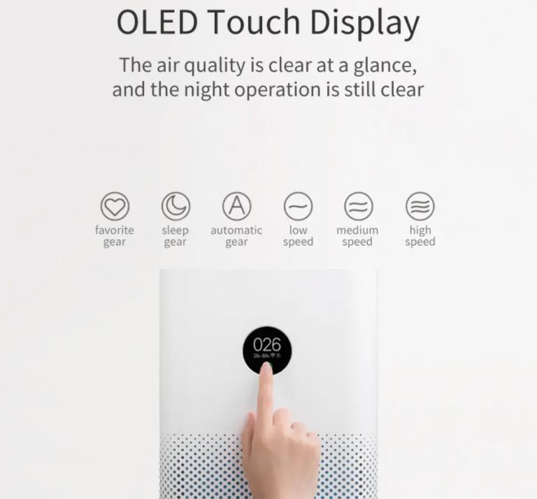 Hatalmas Xiaomi légtisztító vásár csehországi raktárból 9