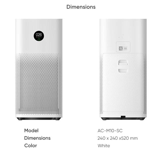 Hatalmas Xiaomi légtisztító vásár csehországi raktárból 13