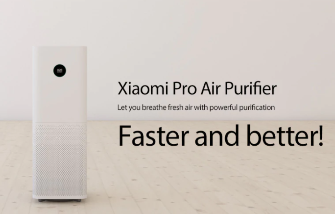 Hatalmas Xiaomi légtisztító vásár csehországi raktárból 14