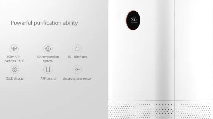 Hatalmas Xiaomi légtisztító vásár csehországi raktárból 15