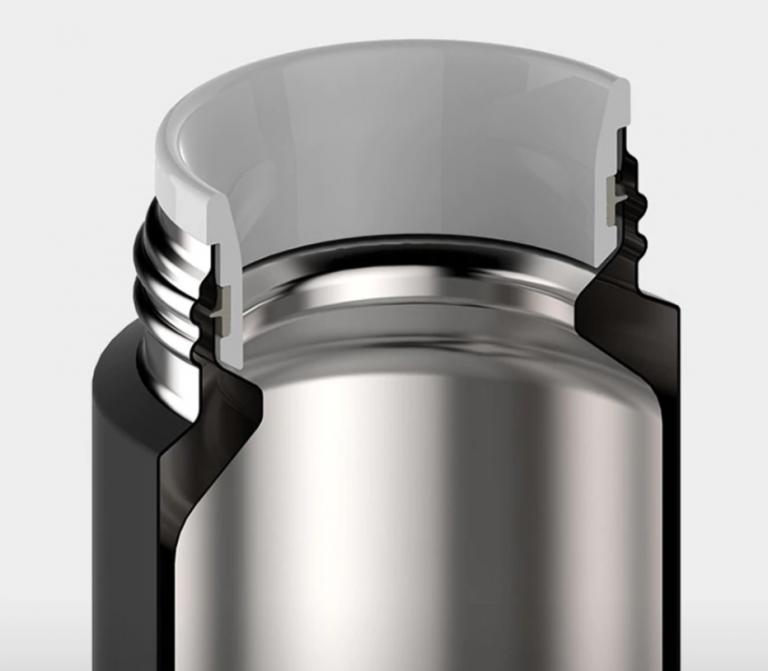 Fanok figyelmébe: olcsó a Xiaomi 350 ml-es termosza 7