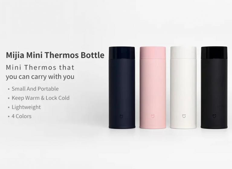 Fanok figyelmébe: olcsó a Xiaomi 350 ml-es termosza 2
