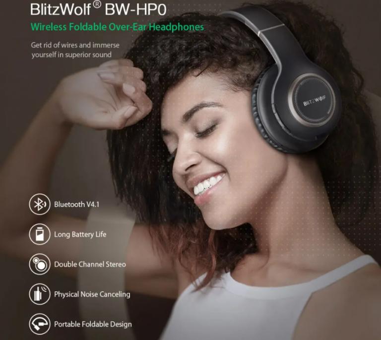 7500-ért rendelhető a közönségkedvenc BlitzWolf fejhallgató 2