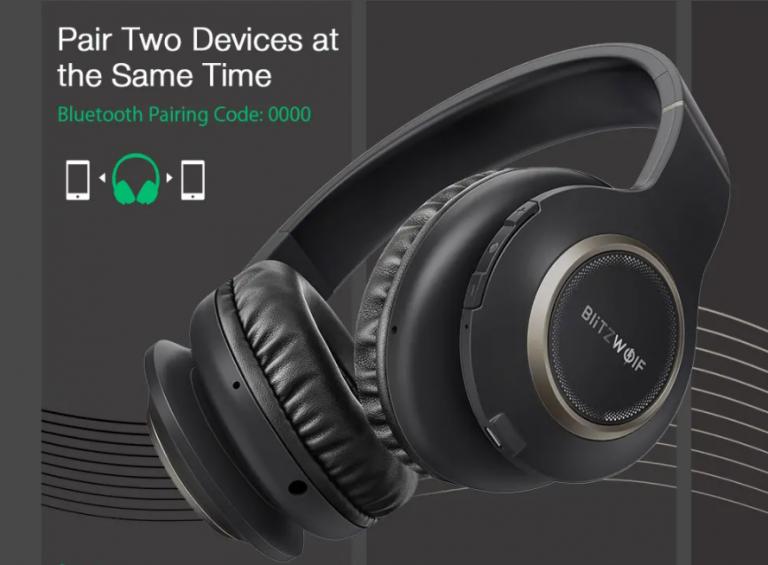 7500-ért rendelhető a közönségkedvenc BlitzWolf fejhallgató 4