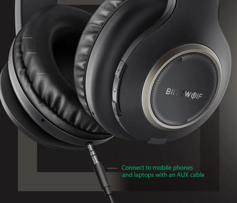 7500-ért rendelhető a közönségkedvenc BlitzWolf fejhallgató 5