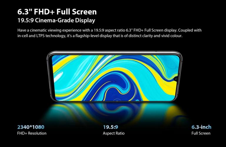 Indokolatlanul alacsony árú az Umidigi A7 Pro 5