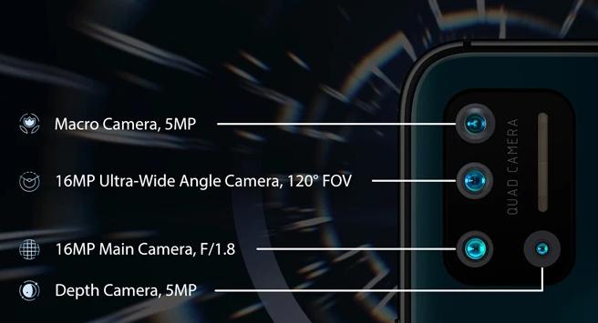 Indokolatlanul alacsony árú az Umidigi A7 Pro 6