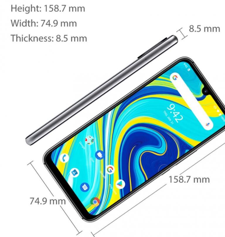 Indokolatlanul alacsony árú az Umidigi A7 Pro 8