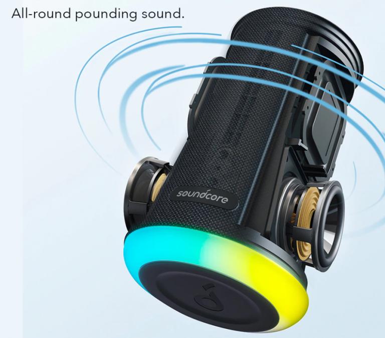 Anker Bluetooth hangszóró vásár 11.11 alkalmából 15