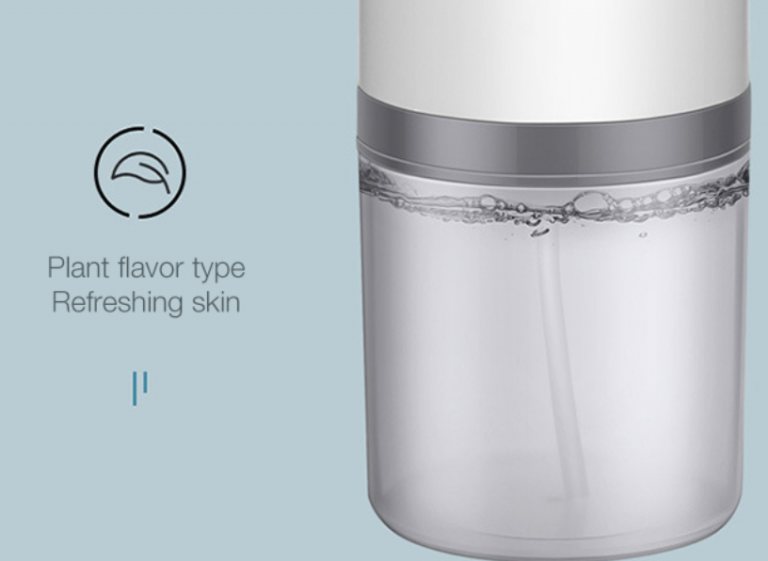 Automata szappanadagoló, ami fertőtlenítésre is jó 7