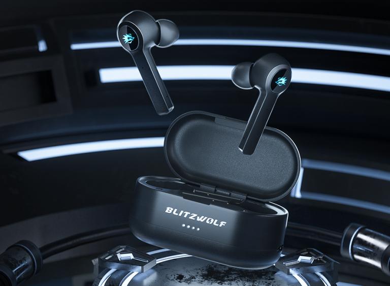 Megjelent a BlitzWolf BW-FLB2 gamer TWS fülhallgató 2