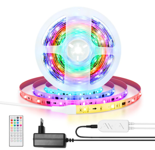Extrém olcsó a BlitzWolf új okos LED szalagja 2