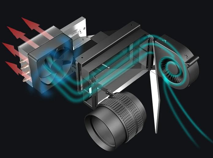 Középkategóriás kínai projektor bóvli áron 8