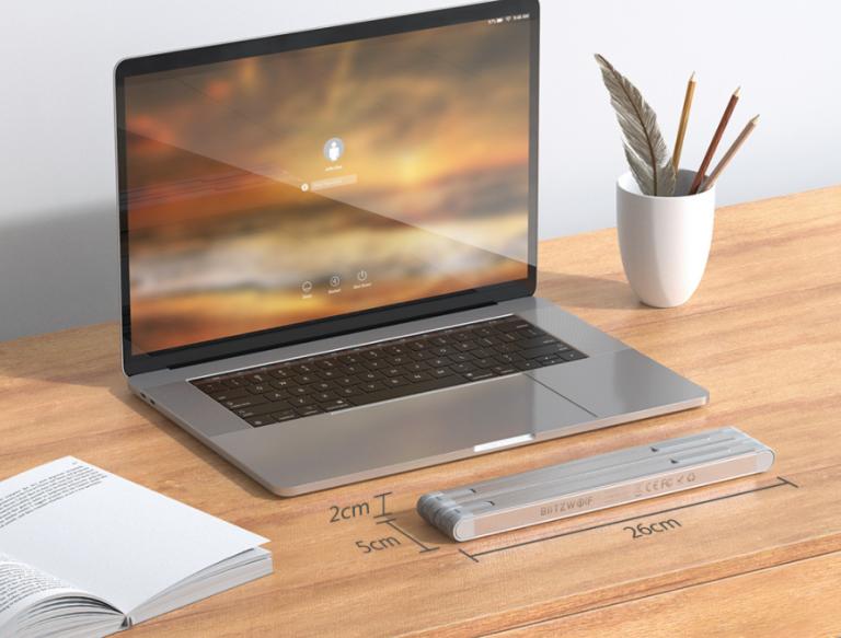 Rekord alacsony áron mennek a BlitzWolf laptop állványok 6