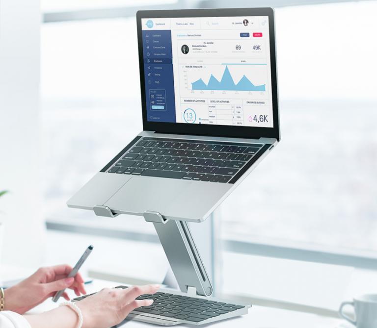 Rekord alacsony áron mennek a BlitzWolf laptop állványok 12