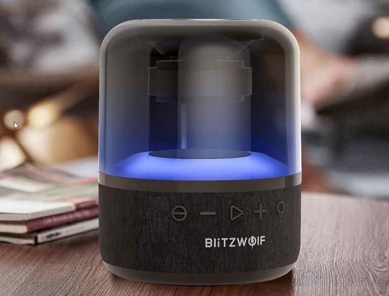Vadiúj Bluetooth hangszóró a BlitzWolf műhelyéből 4