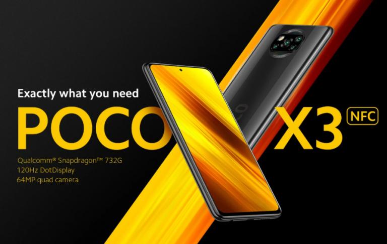 A Poco X3 most a legolcsóbb 2