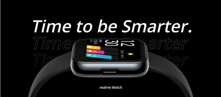 Megérkezett a Realme Watch a Banggoodra 2