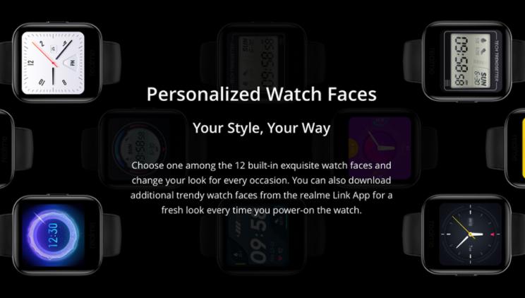 Megérkezett a Realme Watch a Banggoodra 4