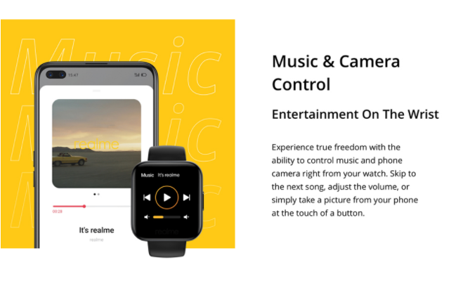 Megérkezett a Realme Watch a Banggoodra 8
