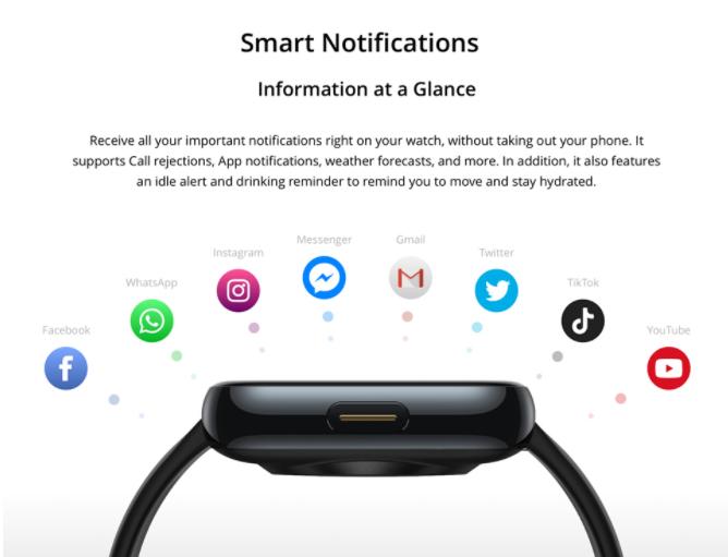Megérkezett a Realme Watch a Banggoodra 7