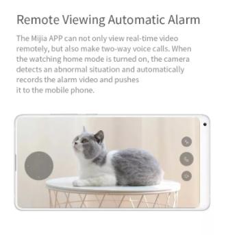 Mindent lát – Xiaomi Imilab IP kamera akció a Banggoodon 6