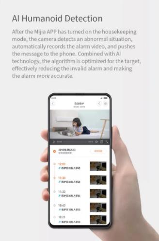 Mindent lát – Xiaomi Imilab IP kamera akció a Banggoodon 8