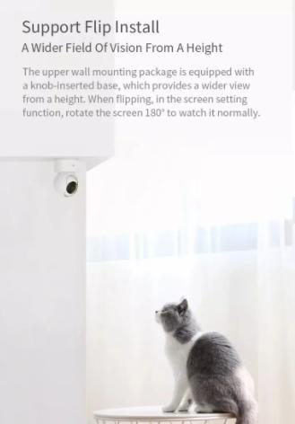 Mindent lát – Xiaomi Imilab IP kamera akció a Banggoodon 7