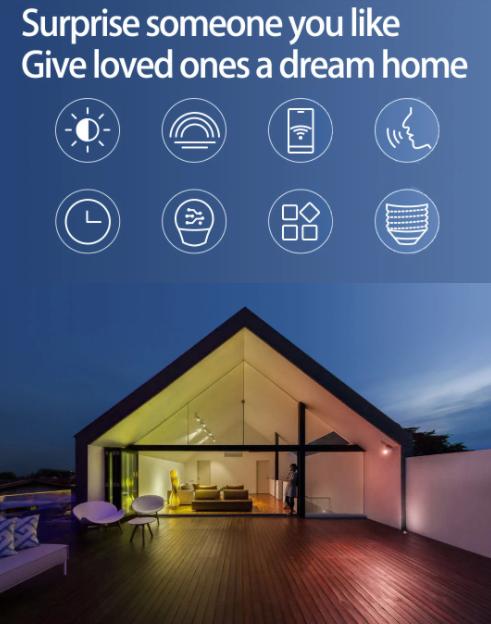 Okos világítás olcsón, Xiaomi módra 3
